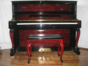 Estey Upright M123 Bench