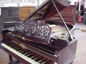 Hardman Grand OR Music Desk