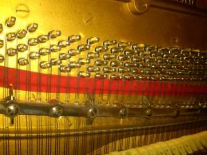 Steinway Upright FS Pins