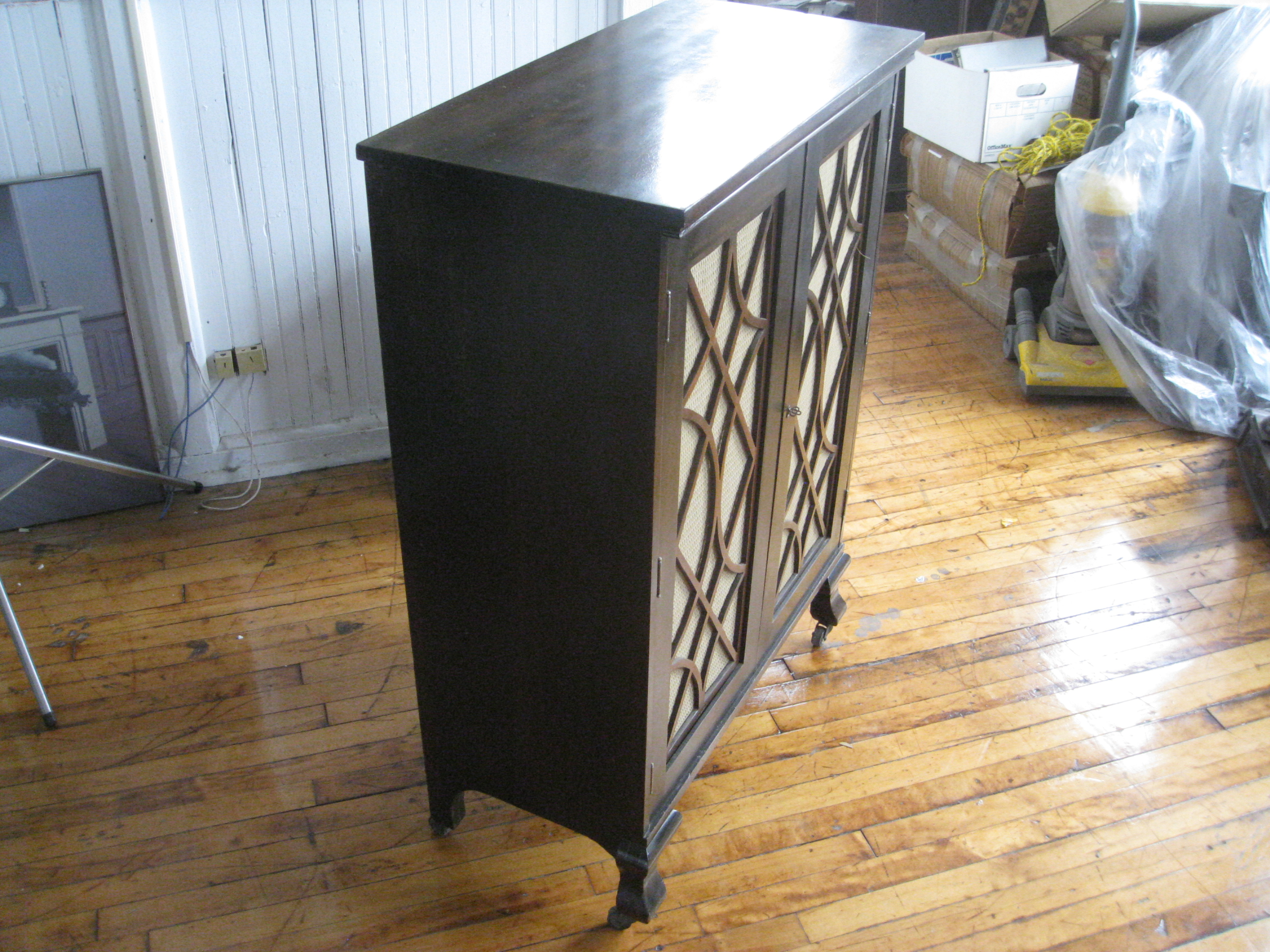 Player Piano Roll Cabinet