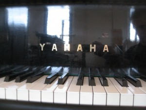 Yamaha G2 Nameboard