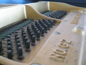 Yamaha G2 Tuning Pins